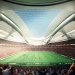 屋根なし新国立競技場で雨天に問題あり?2020東京オリンピックメイン会場の不安