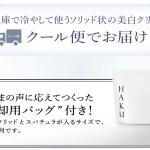 資生堂【HAKU】ホワイトソリッド《トライアル限定セット》