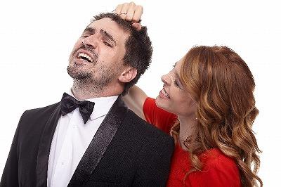 浮気した旦那とその妻
