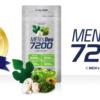 【メンズデオ7200】楽天・Amazon価格比較!《体臭ケア成分が1粒に凝縮!》