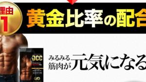 【DCCディープチェンジクレアチン】最安値通販取扱い販売店舗《ビルドアップサポートサプリ》