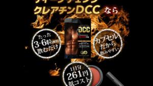 DCC サプリ 芸人《ビルドアップサプリメント》